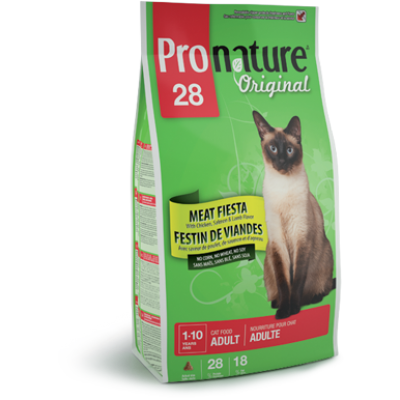 Moulée ProNature28 adulte